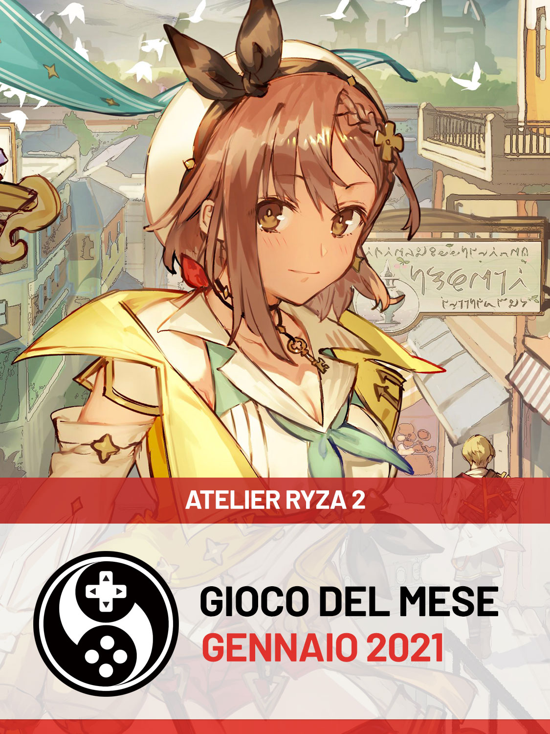 Il Gioco del Mese - Atelier Ryza 2: Lost Legends & The Secret Fairy