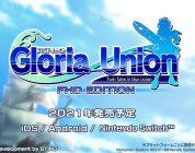Gloria Union: Twin Fates in Blue Ocean FHD Edition annunciato per Switch, iOS e Android