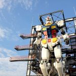 GUNDAM FACTORY YOKOHAMA: il maestoso RX-78F00 Gundam si mostra in azione