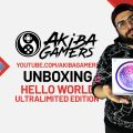 VIDEO – HELLO WORLD: Ultralimited Edition