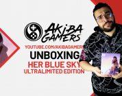 VIDEO – A te che conosci l'azzurro del cielo - HER BLUE SKY: Ultralimited Edition