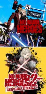 No More Heroes & No More Heroes 2: Desperate Struggle - Recensione