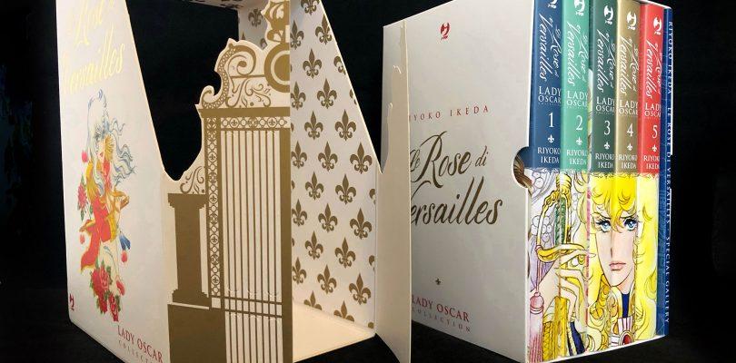 Le Rose di Versailles – Lady Oscar Collection