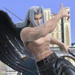 Super Smash Bros. Ultimate Sephiroth