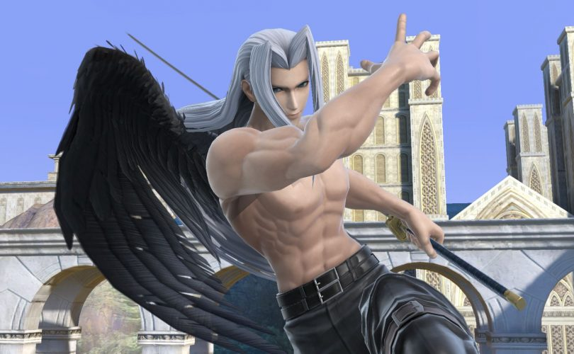 Super Smash Bros. Ultimate Sephiroth