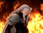 Super Smash Bros. Ultimate accoglie Sephiroth da FINAL FANTASY VII