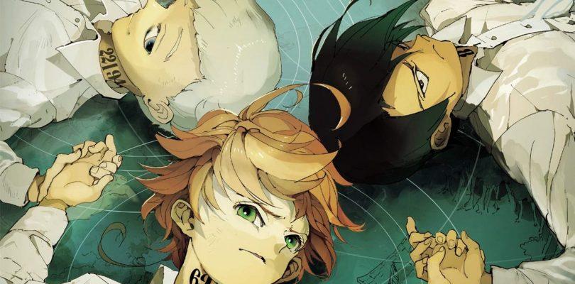 The Promised Neverland anime Season 2