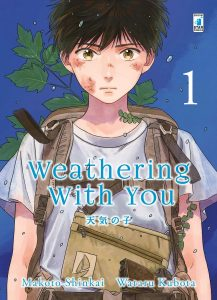 WEATHERING WITH YOU - La recensione del primo volume del manga