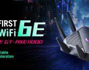 ASUS annuncia il primo router al mondo con WiFi 6E