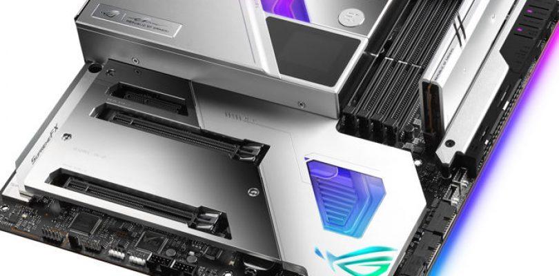 ASUS annuncia le nuove schede madri Z590 al CES 2021