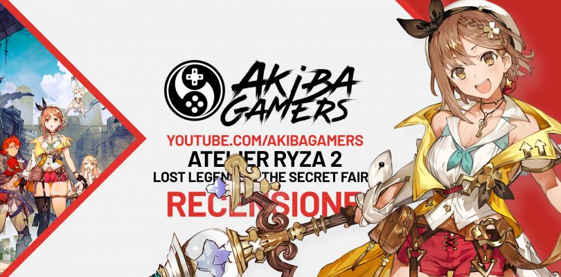 VIDEO Recensione – Atelier Ryza 2: Lost Legends & The Secret Fairy