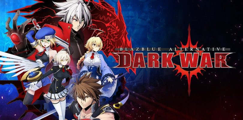 BLAZBLUE ALTERNATIVE: DARK WAR, prima diretta dedicata al gioco mobile