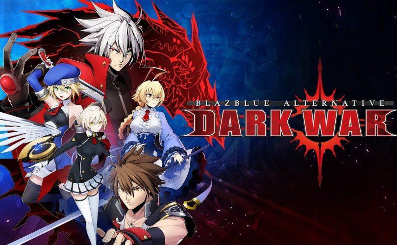 BLAZBLUE ALTERNATIVE: DARK WAR, prima diretta dedicata al gioco mobile