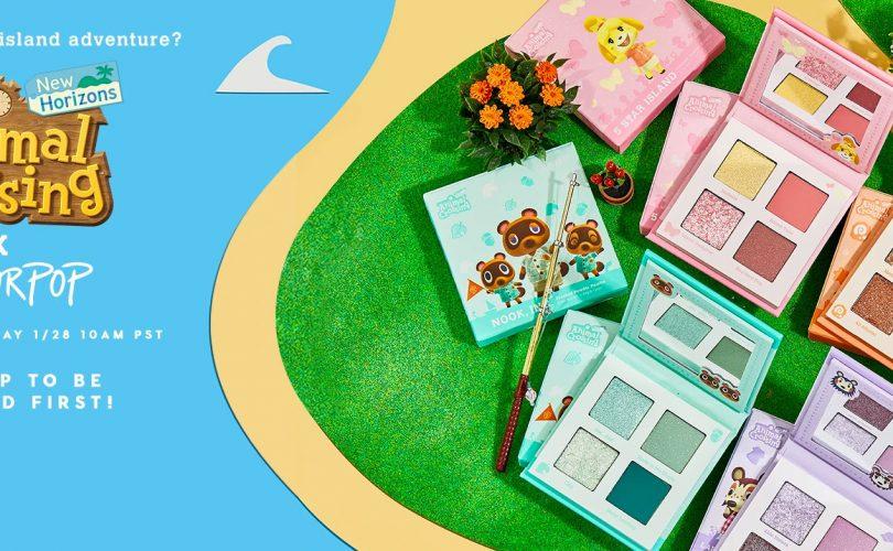 Animal Crossing: ColourPop lancia una linea di cosmetici per il titolo Nintendo