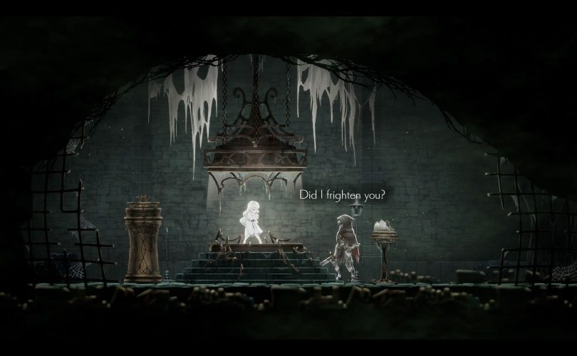ENDER LILIES: Quietus of the Knights è disponibile in Early Access su Steam