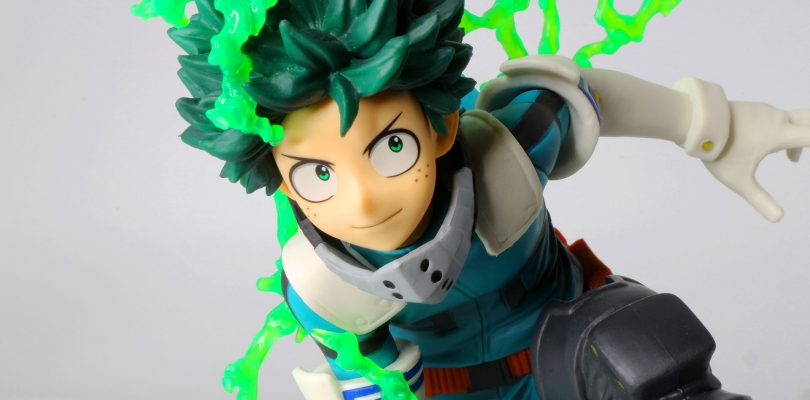 MY HERO ACADEMIA: Izuku Midoriya Next Generations! Feat. Smash Rising – Recensione