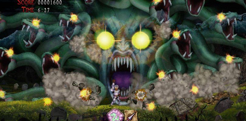 Ghosts 'n Goblins Resurrection