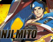 Anji Mito in GUILTY GEAR STRIVE