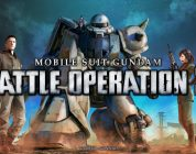 MOBILE SUIT GUNDAM BATTLE OPERATION 2 è disponibile su PS5