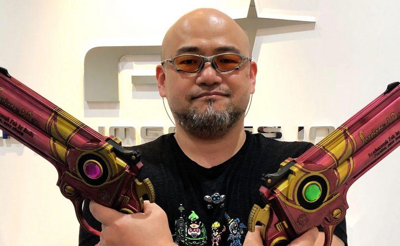 "Hideki Kamiya: ""Dimenticatevi di Bayonetta 3 per il momento"""