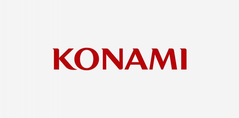 KONAMI cambia la struttura interna per lo sviluppo di videogiochi