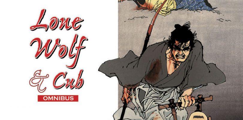 Lone Wolf & Cub: l'edizione omnibus debutta nelle fumetterie