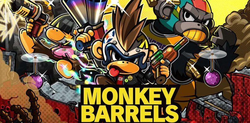 Monkey Barrels arriverà su PC a febbraio