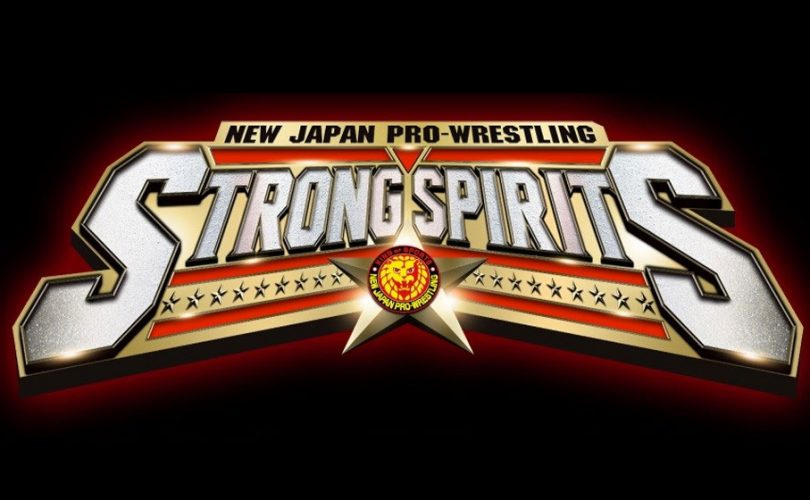 New Japan Pro-Wrestling STRONG SPIRITS arriva su iOS e Android