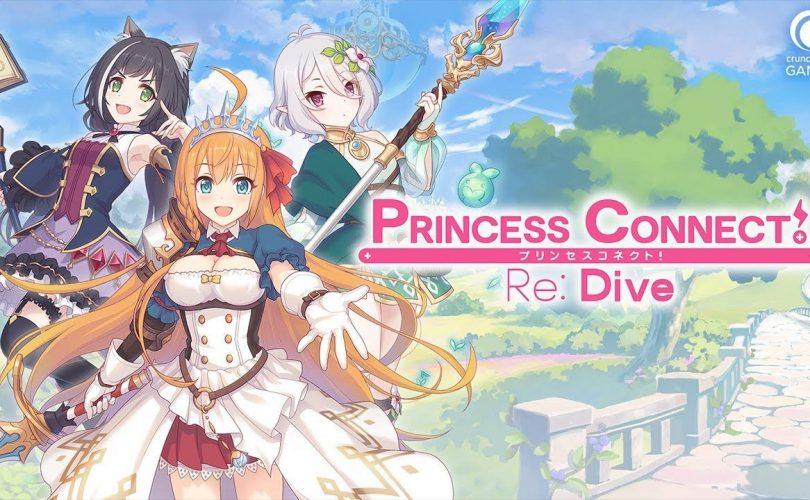 Princess Connect! Re:Dive è disponibile in Occidente su iOS e Android