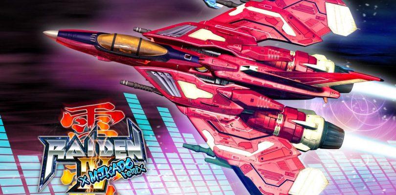 Raiden IV x MIKADO remix: disponibile il trailer di esordio