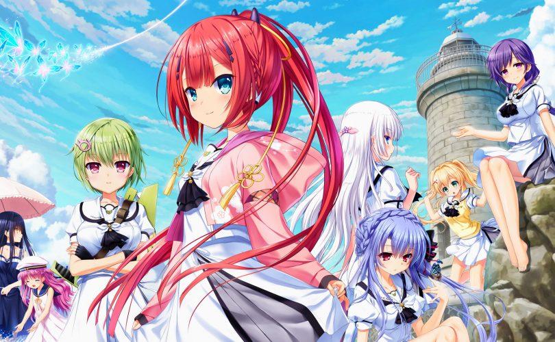 Summer Pockets: Reflection Blue verrà rilasciato su Switch in Giappone