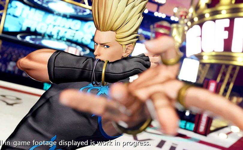 THE KING OF FIGHTERS XV Benimaru Nikaido