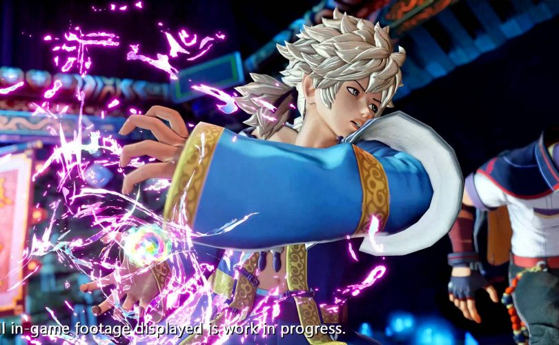 Meitenkun in THE KING OF FIGHTERS XV