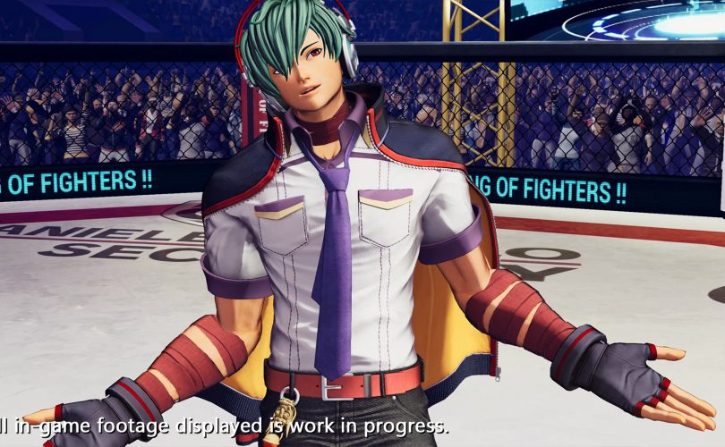 THE KING OF FIGHTERS XV Shun'ei
