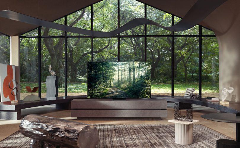 Samsung: presentate le nuove TV verso un futuro più sostenibile