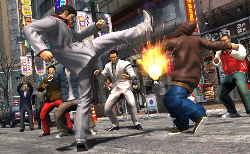 The Yakuza Remastered Collection è disponibile su Xbox e PC