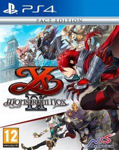 Ys IX: Monstrum Nox - Recensione