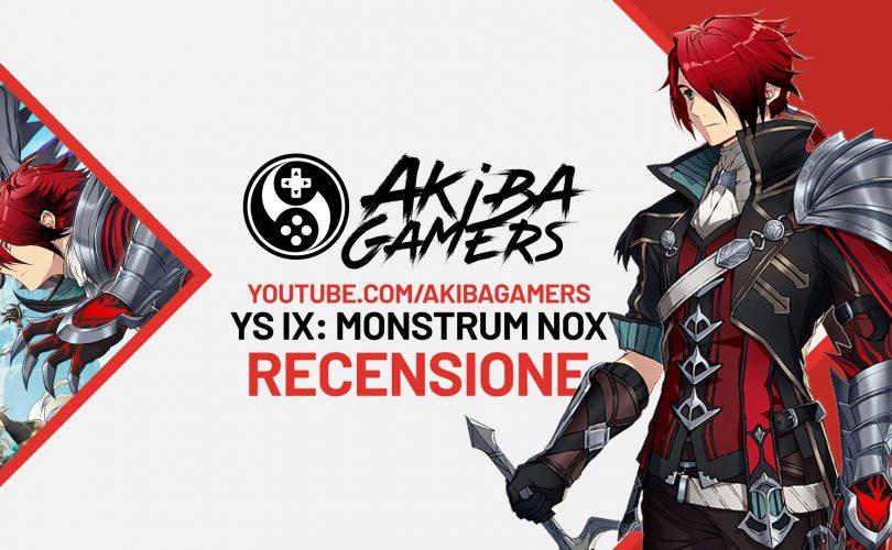 VIDEO Recensione – Ys IX: Monstrum Nox