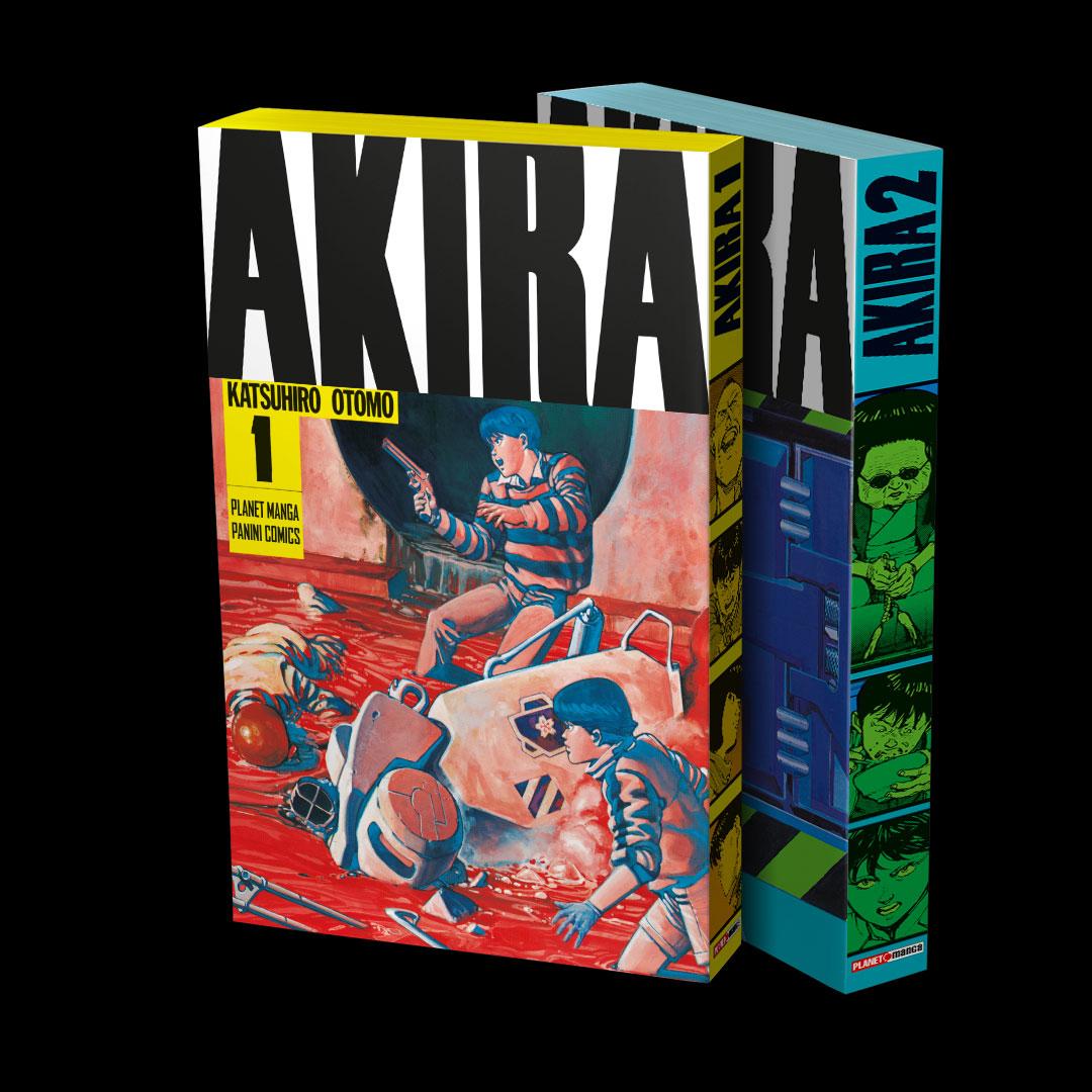 AKIRA - Katsuhiro Otomo