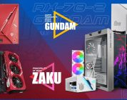ASUS e SUNRISE collaborano per creare hardware a tema Gundam