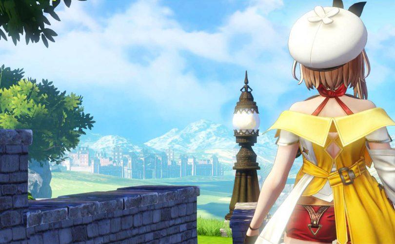 Atelier Ryza 2: il primo JRPG per PlayStation 5
