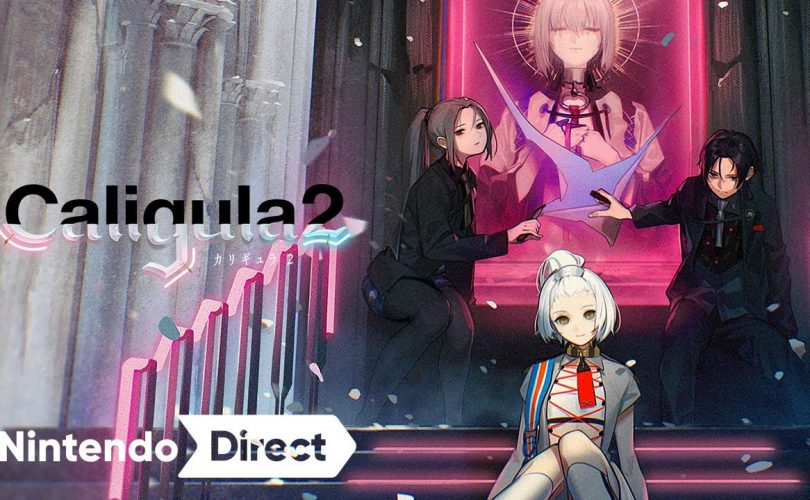 The Caligula Effect 2 annunciato per PlayStation 4 e Nintendo Switch