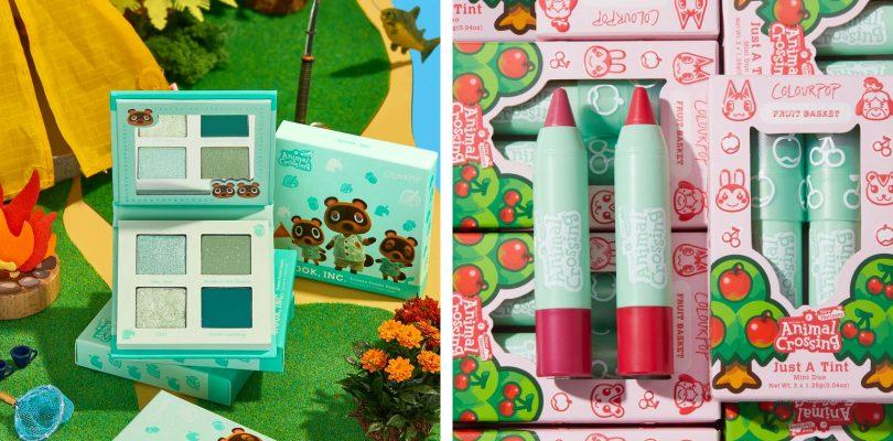 Animal Crossing: i prodotti ColourPop torneranno disponibili a febbraio