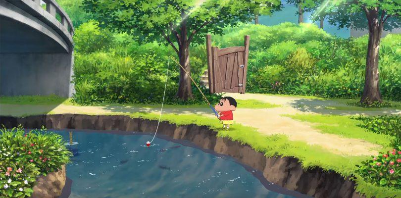 Crayon Shin-chan: un nuovo e promettente titolo annunciato per il Giappone