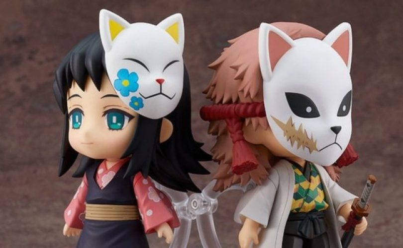 DEMON SLAYER Nendoroid di Sabito e Makomo