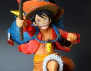 ONE PIECE - THREE BROTHERS - Monkey D. Luffy