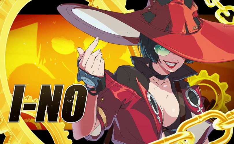 I-No in GUILTY GEAR STRIVE