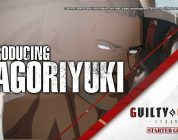 GUILTY GEAR STRIVE Starter Guide Nagoriyuki
