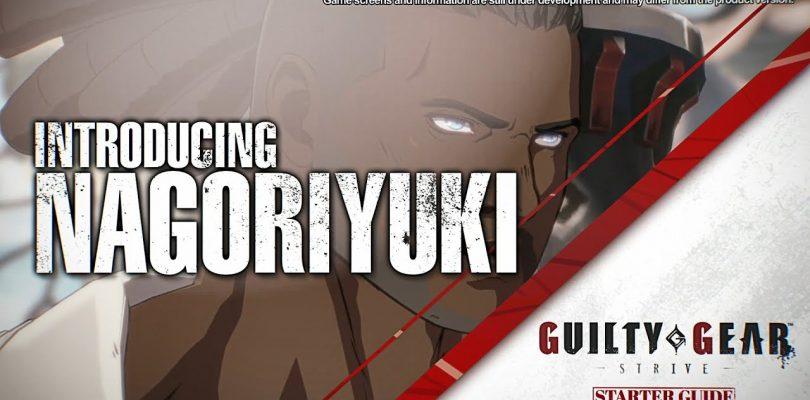 GUILTY GEAR STRIVE Starter Guide Nagoriyuki