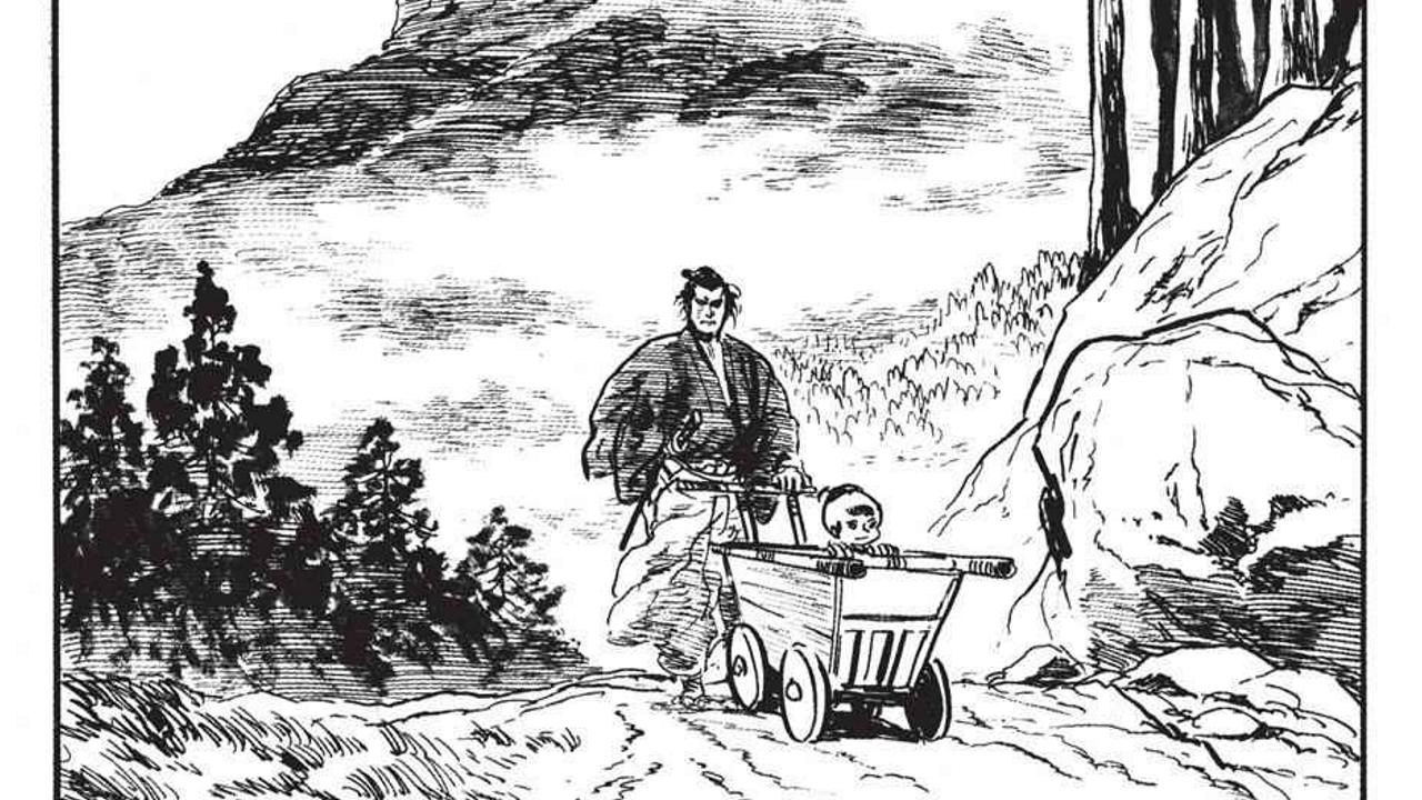 Lone Wolf & Cub Omnibus - Recensione del primo volume